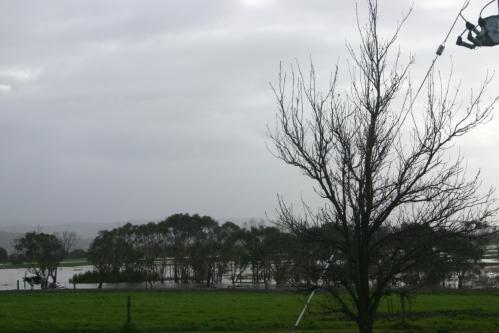Flood 22 July