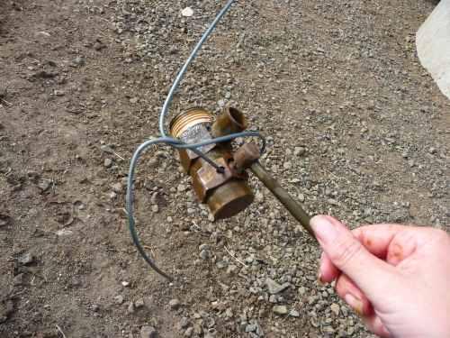 Bushy's trough repair