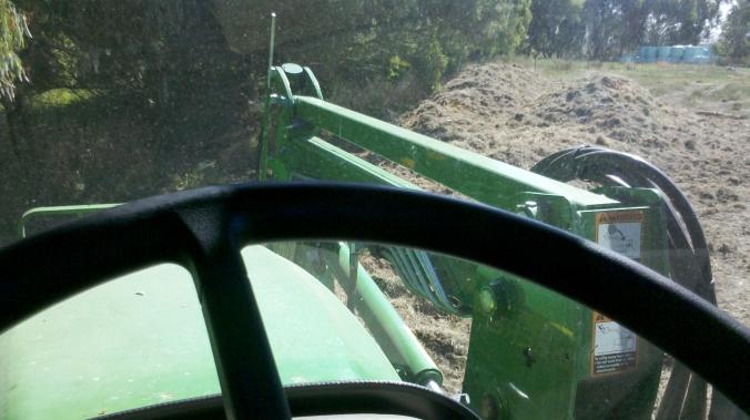 Christening the Green Machine
