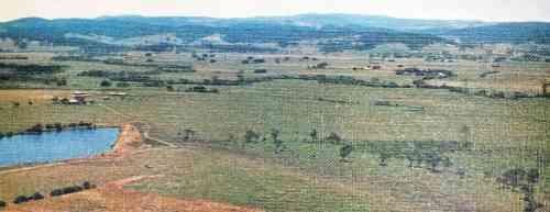The centre of the farm in 1994