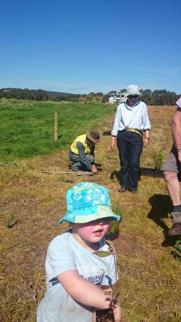 Landcare swings into action on the farm