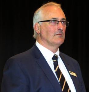 ADF president, Terry Richardso