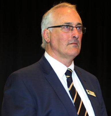 ADF president, Terry Richardso